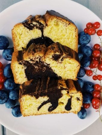 Chocolate Marble Cake Recipe